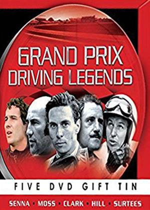 Rent Grand Prix Driving Legends Online DVD Rental