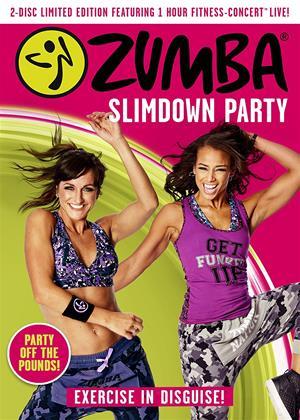 Zumba Slimdown Party Online DVD Rental