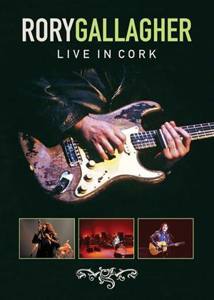 Rent Rory Gallagher: Live in Cork Online DVD Rental