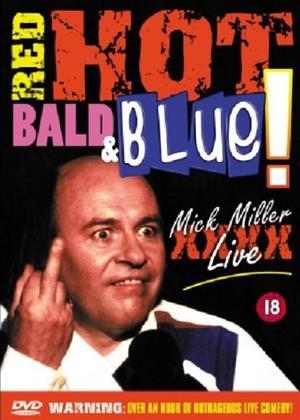 Mick Miller: Red Hot, Bald and Blue Online DVD Rental