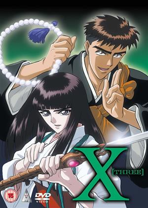 X: Vol.3 Online DVD Rental