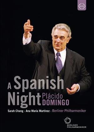 Rent Spanish Night (aka Berliner Philharmoniker - Placido Domingo Conducts A Spanish Night - Waldbuhne Berlin) Online DVD Rental