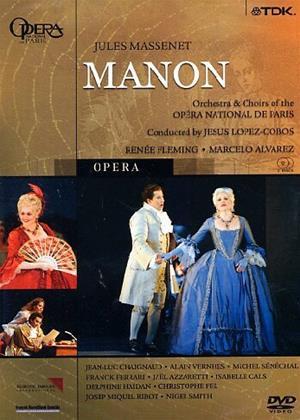 Massenet: Manon: The Paris National Opera Online DVD Rental
