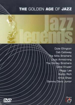 Rent Jazz Legends: The Golden Age of Jazz Online DVD Rental