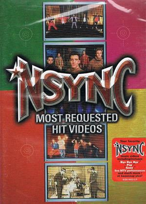 Rent NSYNC: Most Requested Hit Videos Online DVD Rental