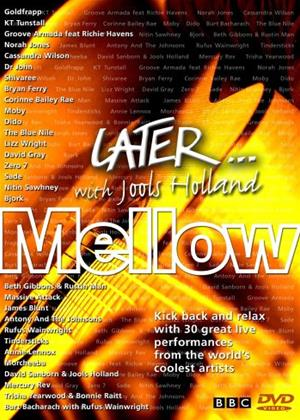Rent Later: Mellow Online DVD Rental