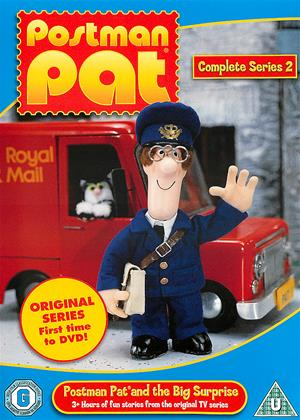 Rent Postman Pat: Series 2 (aka Postman Pat: Postman Pat's Big Surprise) Online DVD Rental