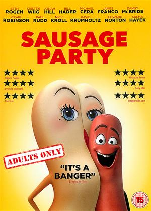 Sausage Party Online DVD Rental