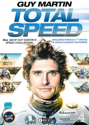 Guy Martin: Total Speed Online DVD Rental