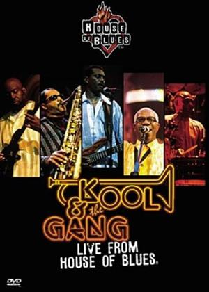 Rent Kool and the Gang: Live at the House of Blues Online DVD Rental