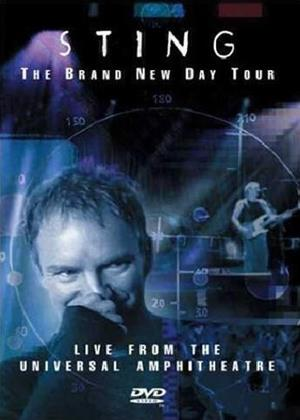 Sting: Brand New Day Tour Online DVD Rental