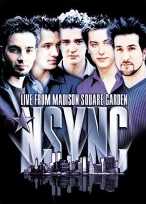 Rent NSYNC: Live from Madison Square Garden (aka 'N Sync: Live from Madison Square Garden) Online DVD Rental