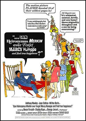 Can Heironymus Merkin Ever Forget Mercy Humppe and Find True Happiness? Online DVD Rental