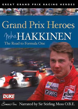 Rent Mika Hakkinen: Grand Prix Hero Online DVD Rental