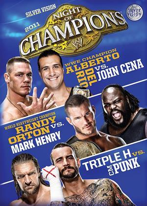 WWE: Night of Champions 2011 Online DVD Rental