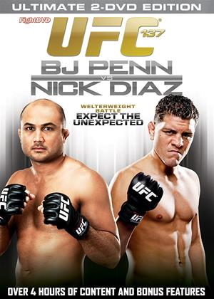 Rent UFC 137: Penn vs. Diaz Online DVD Rental