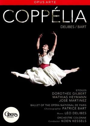Rent Coppelia: Opera National De Paris (Koen Kessels) Online DVD Rental