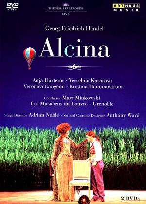 Rent Minkowski: Alcina (Marc Minkowski) Online DVD Rental