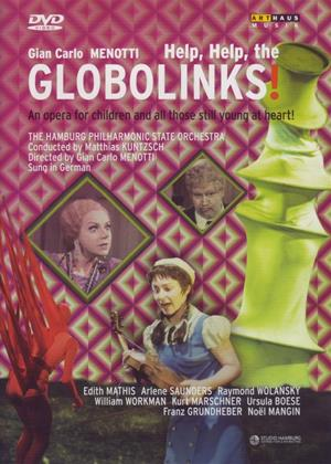 Menotti: Help, Help, the Globolinks! Online DVD Rental