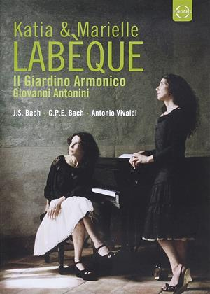 Rent Katia and Marielle Labeque: Il Giardino Armonico Online DVD Rental