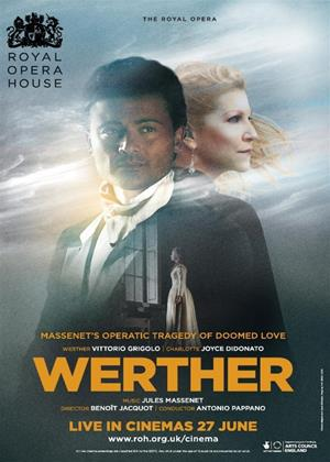 Rent Werther: Royal Opera House (Antonio Pappano) Online DVD Rental