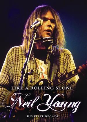 Rent Neil Young: Like a Rolling Stone Online DVD Rental
