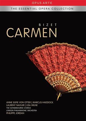 Carmen: Glyndebourne Opera House (Philippe Jordan) Online DVD Rental