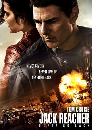 Jack Reacher: Never Go Back Online DVD Rental