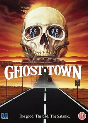 Ghost Town Online DVD Rental
