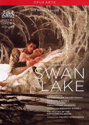 Rent Swan Lake: The Royal Ballet Online DVD Rental