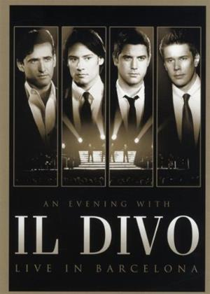 Il Divo: An Evening with Il Divo: Live in Barcelona Online DVD Rental