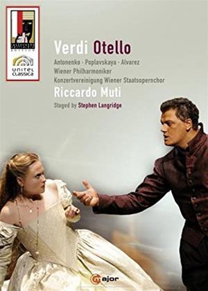 Rent Verdi: Otello: Salzburg Festival (Ricardo Muti) Online DVD Rental