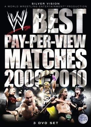 Rent WWE: Best Pay-Per-View Matches 2009-2010 Online DVD Rental