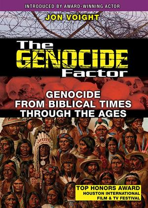 Rent The Genocide Factor: Genocide from Biblical Times Through the Ages Online DVD Rental