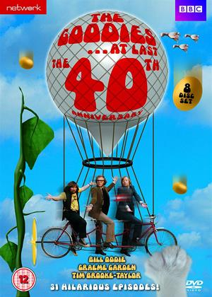Rent The Goodies: At Last the 40th Anniversary Online DVD Rental