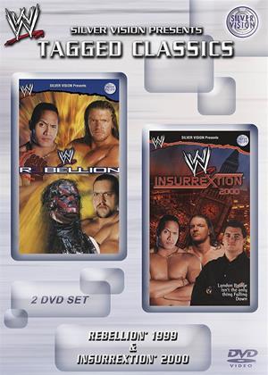 Rebellion 1999 / Insurrextion 2000 Online DVD Rental
