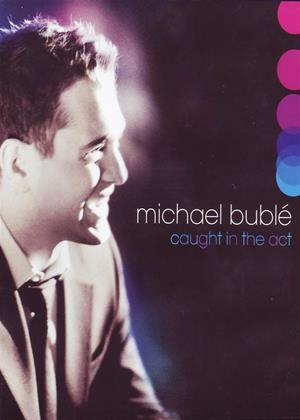 Rent Michael Buble: Caught in the Act Online DVD Rental