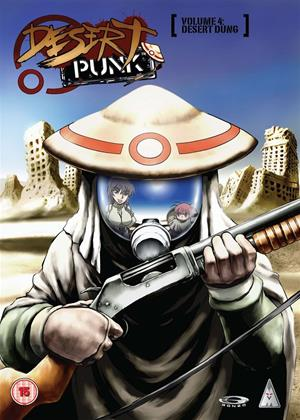 Rent Desert Punk: Vol.4 Online DVD Rental