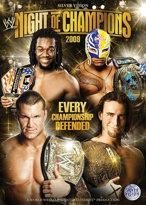 Rent WWE: Night of Champions 2009 Online DVD Rental