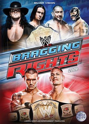 WWE: Bragging Rights 2009 Online DVD Rental