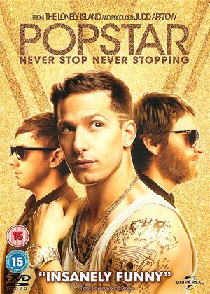 Popstar: Never Stop Never Stopping Online DVD Rental