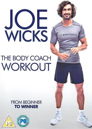 Rent Joe Wicks: The Body Coach Workout (aka Joe Wicks: Lean in 15) Online DVD Rental
