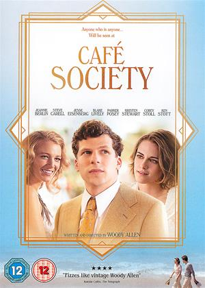Café Society Online DVD Rental