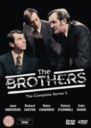 Rent The Brothers: Series 5 Online DVD Rental