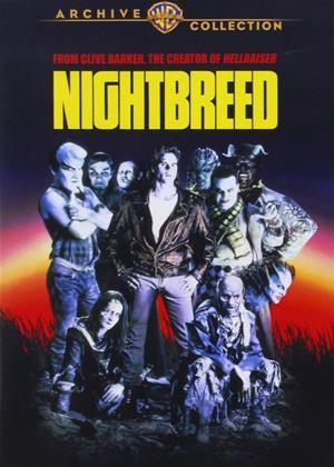 Nightbreed Online DVD Rental