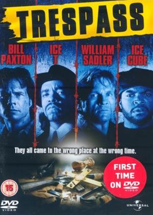 Trespass Online DVD Rental