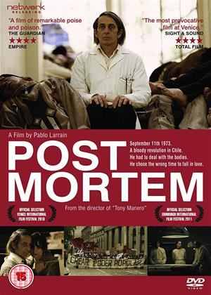 Post Mortem Online DVD Rental