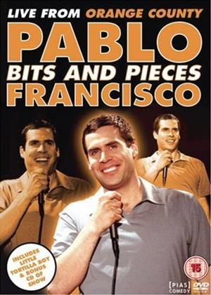 Pablo Francisco: Bits and Pieces: Live from Orange County Online DVD Rental