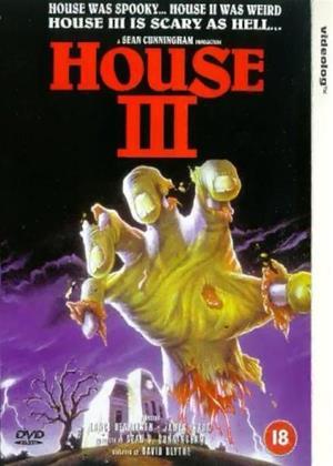 Rent House III (aka House III: The Horror Show) Online DVD Rental