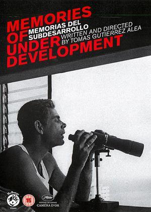 Rent Memories of Underdevelopment (aka Memorias del subdesarrollo) Online DVD Rental